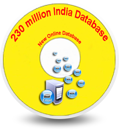 email database in india