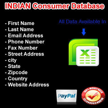 Mobile Number Database Provider in India, Email Database